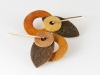 Bronze Mix and Match Earrings