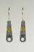 Keum boo earrings with opening