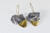 Two part keum boo earrings